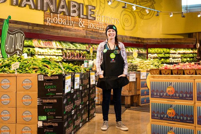 Rabota v Whole Foods - Cеть супермаркетов Whole Foods Market