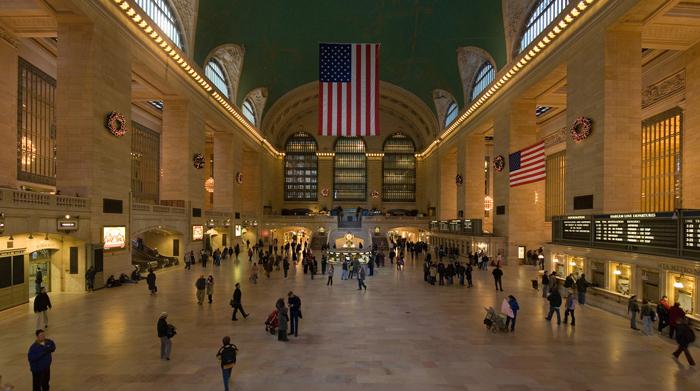 Grand Central - Железные дороги США: история и описание