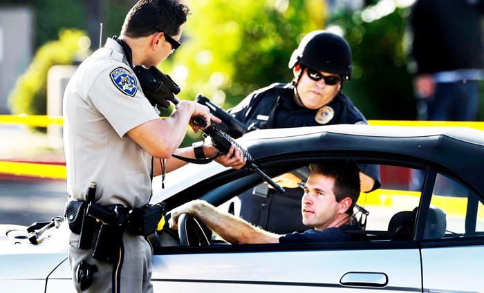 Interesnye fakty o politsii - Как стать полицейским в США?