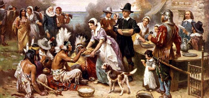 Istoriya prazdnika - День благодарения в США: традиции и история праздника