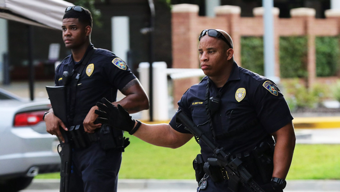 Kak stat politsejskim v SSHA - Как стать полицейским в США?