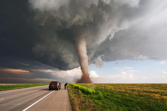 Prirodnye kataklizmy v SSHA - Природные катаклизмы в США