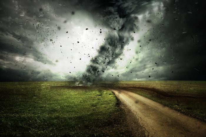 Uragany - Природные катаклизмы в США
