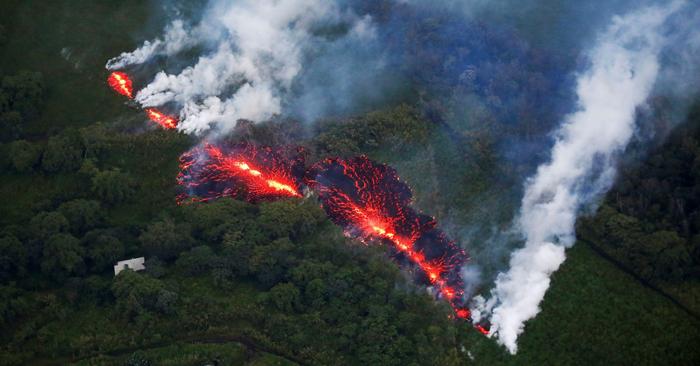 Vulkany na Gavajyah - Жизнь на Гавайях