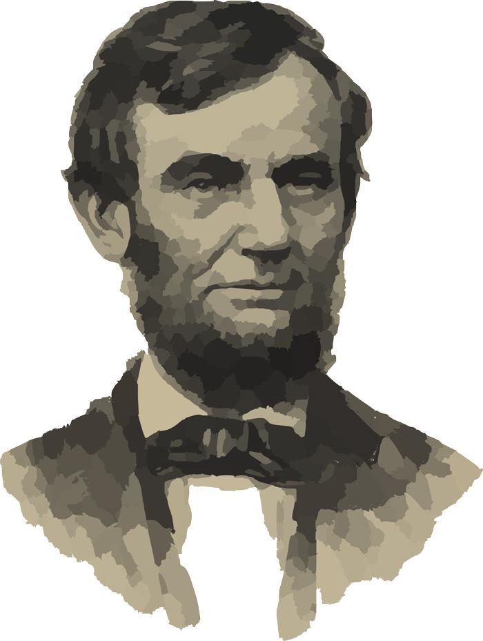 Avraam Linkoln shestnadtsatyj prezident SSHA - Авраам Линкольн – шестнадцатый президент США