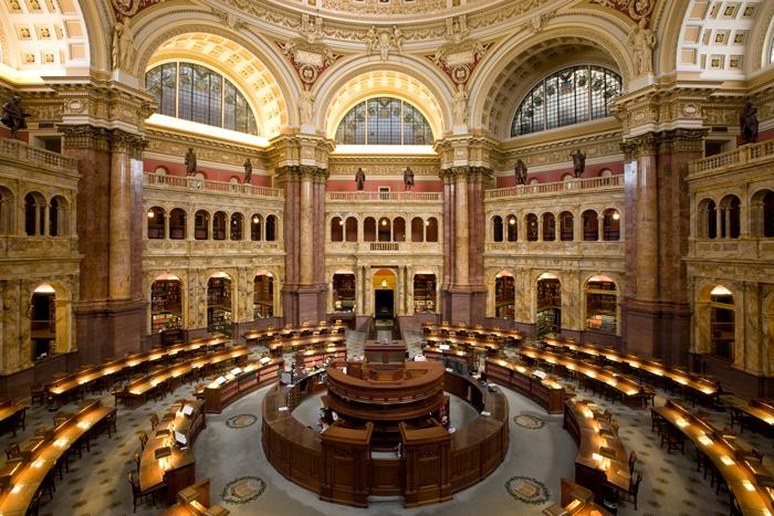 Библиотека Конгресса США