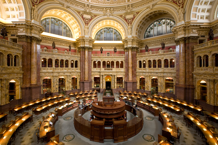 Biblioteka Kongressa SSHA - Конгресс США
