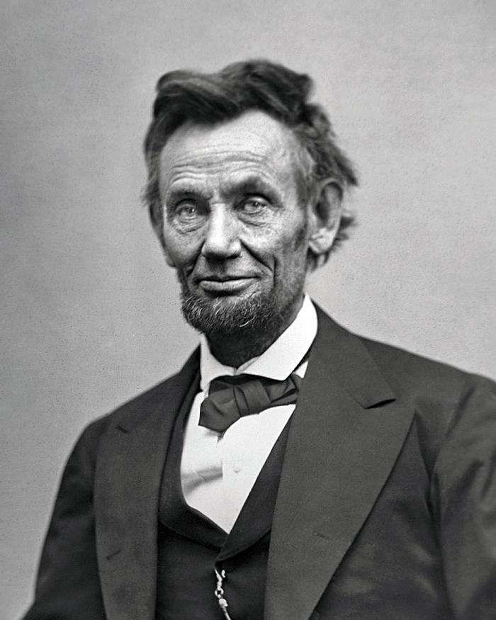 Deyatelnost Linkolna - Авраам Линкольн – шестнадцатый президент США
