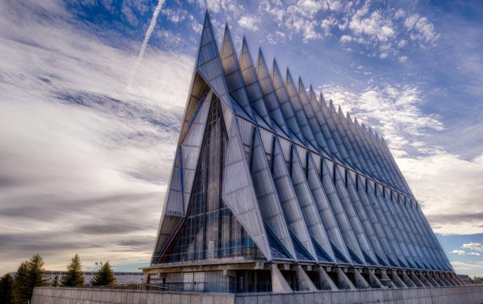 Кадетская часовня Академии ВВС