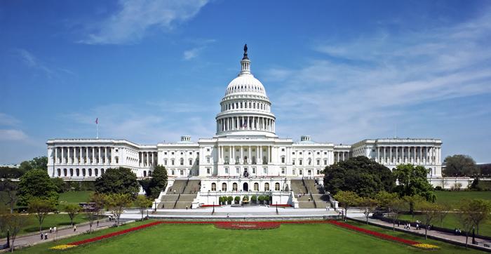 Kapitolij Vashingtona - Конгресс США