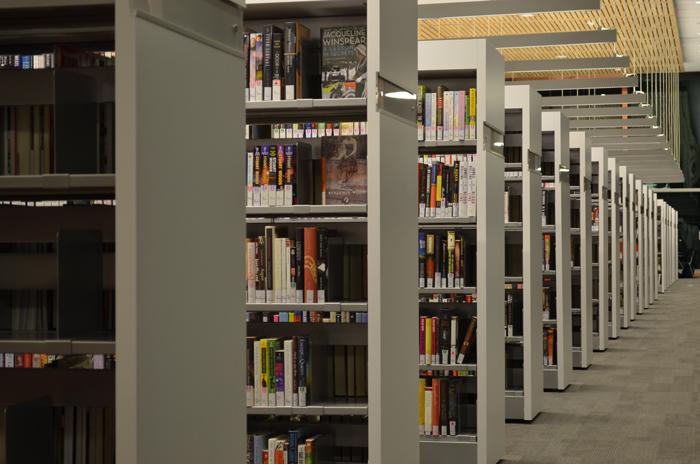 Kornellskaya biblioteka - Корнеллский университет, штат Нью-Йорк