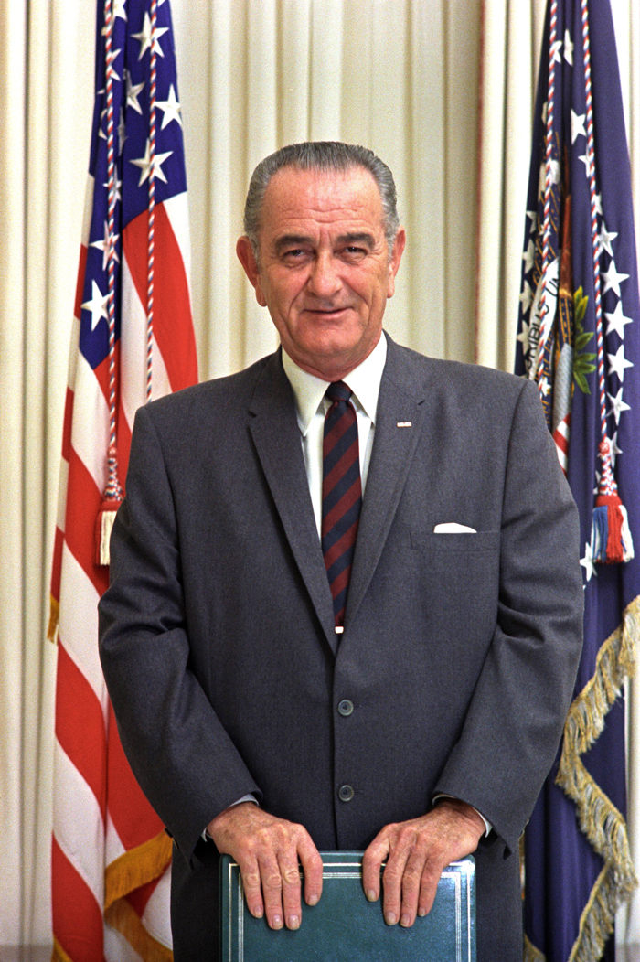 Lindon Dzhonson prezident - Линдон Бэйнс Джонсон – 36-й президент США
