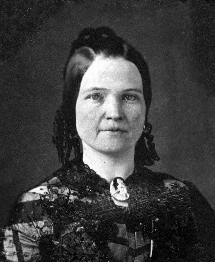 Meri Enn Todd - Авраам Линкольн – шестнадцатый президент США