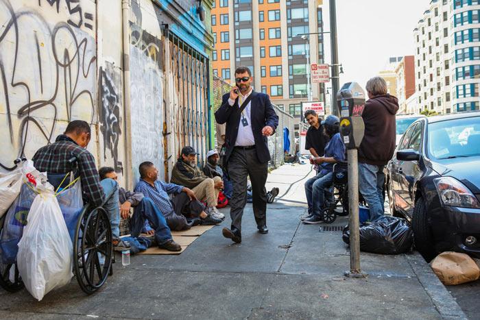 O prichinah rosta bezdomnosti v SSHA - Бомжи в США: как они оказались на улице?
