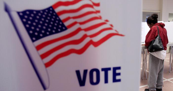Ppromezhutochnye vybory - Конгресс США