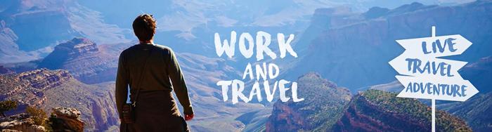 Работа и Путешествие