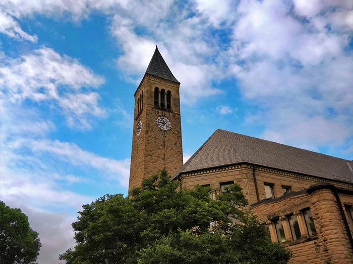Samyj pervyj - Корнеллский университет, штат Нью-Йорк