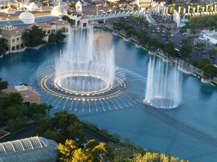 Belladzhio - Город Лас-Вегас, штат Невада, США