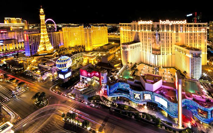 Kak dobratsya v Las Vegas - Город Лас-Вегас, штат Невада, США