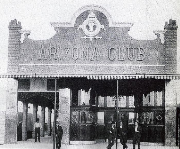 Klub Arizona  - Город Лас-Вегас, штат Невада, США