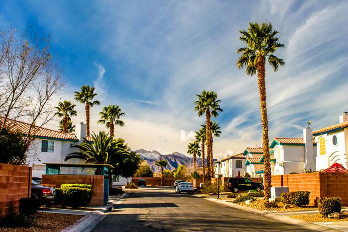 Kogda ehat v Las Vegas - Город Лас-Вегас, штат Невада, США