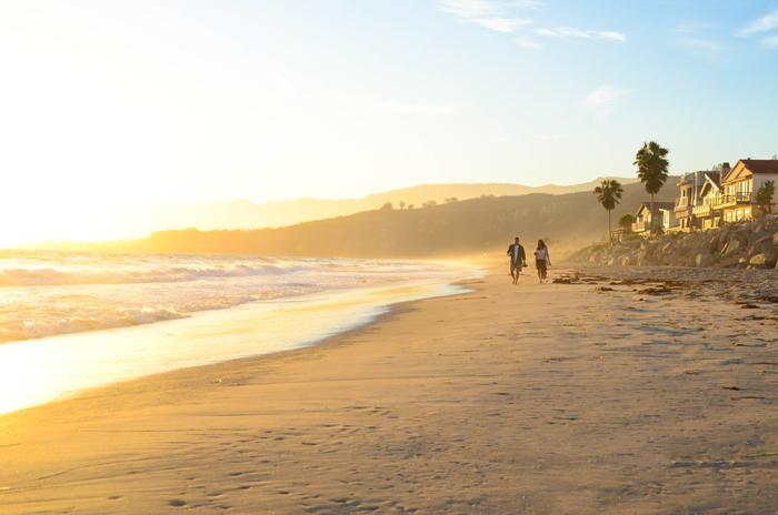 Los Andzheles plyazhi zvyozdnogo goroda1 - Лос-Анджелес: пляжи звёздного города