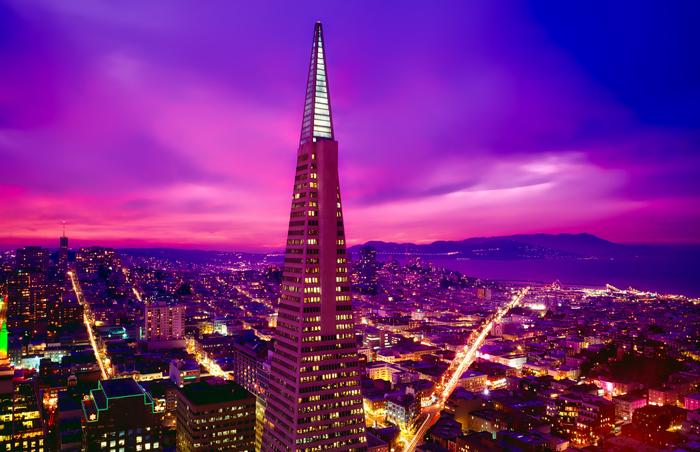 San Frantsisko - Лучшие города США