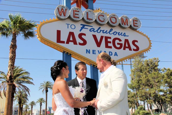 Svadba v Las Vegase - Город Лас-Вегас, штат Невада, США