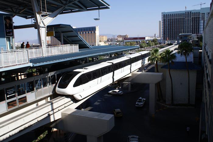 Transport v Las Vegase - Город Лас-Вегас, штат Невада, США