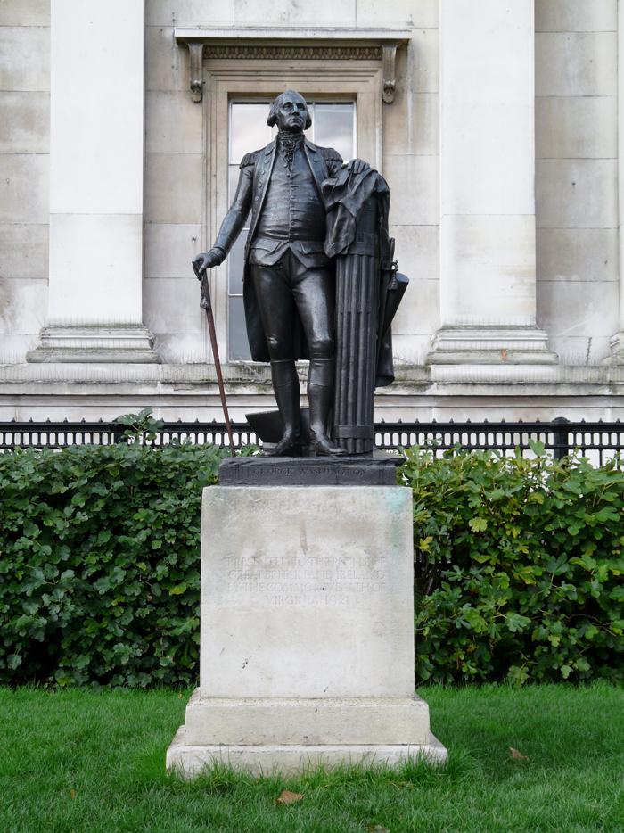 Ctatuya Vashingtona v Londone - Мемориал Вашингтона в США: память о первом президенте Америки