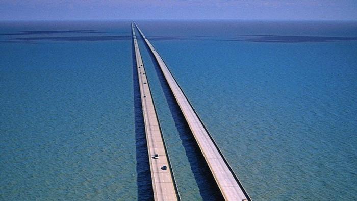 Damba v YUzhnoj Luiziane - Знаменитые мосты США