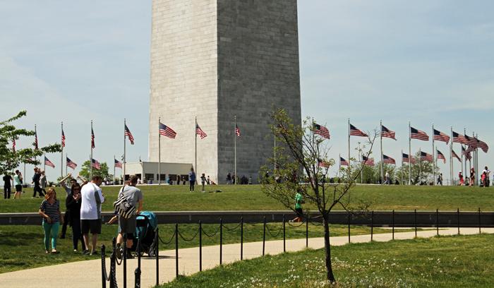 Monument Vashingtona segodnya - Мемориал Вашингтона в США: память о первом президенте Америки
