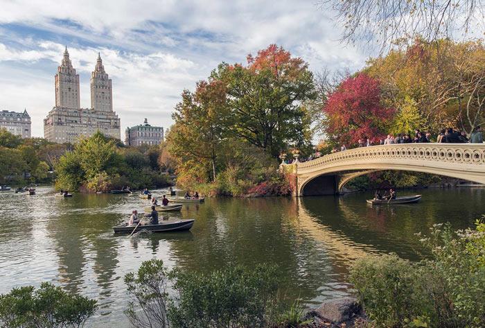 Most Luk - Мосты Нью-Йорка – неотъемлемая часть архитектуры города