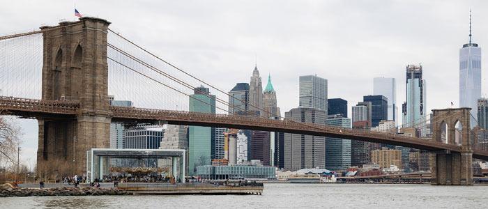 Mosty Nyu Jorka - Мосты Нью-Йорка – неотъемлемая часть архитектуры города