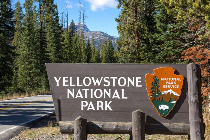 Osobennosti ustrojstva parka - Йеллоустоун - национальный парк США