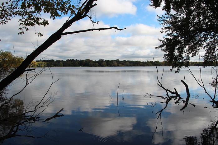 Озеро Накомис