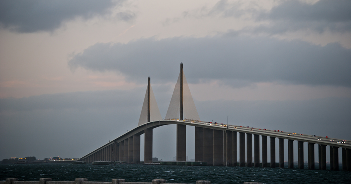 Sanshajn Skajuej - Знаменитые мосты США