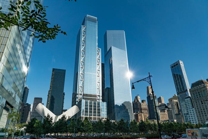 3 WTC - Выше крыши – небоскребы Нью-Йорка