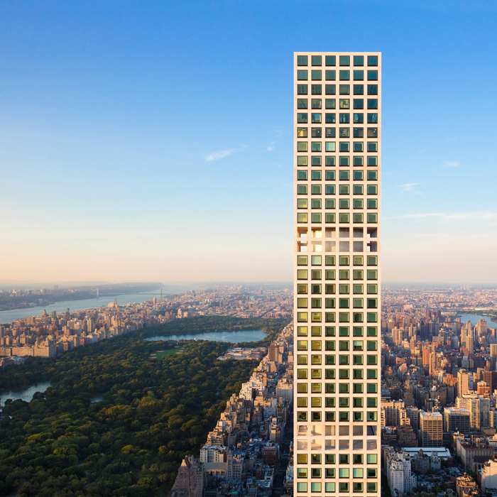 432 Park Avenue - Выше крыши – небоскребы Нью-Йорка