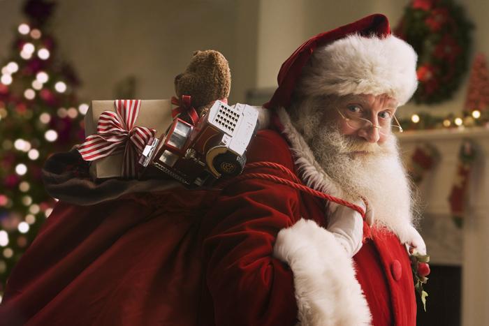 Американский Дед Мороз