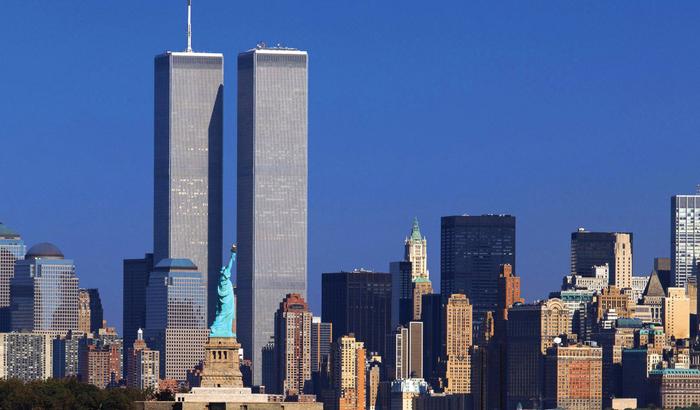 Bashni bliznetsy - Выше крыши – небоскребы Нью-Йорка