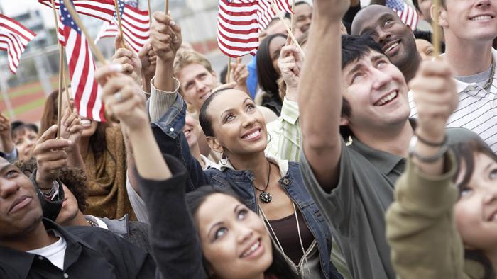 Etnicheskij sostav naseleniya SSHA - Национальный состав населения США