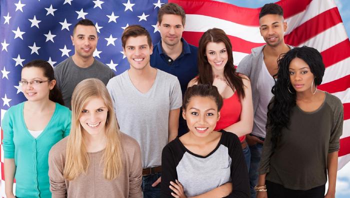 Natsionalnyj sostav naseleniya SSHA - Национальный состав населения США