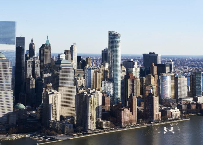 Neboskryoby XXI go veka - Выше крыши – небоскребы Нью-Йорка