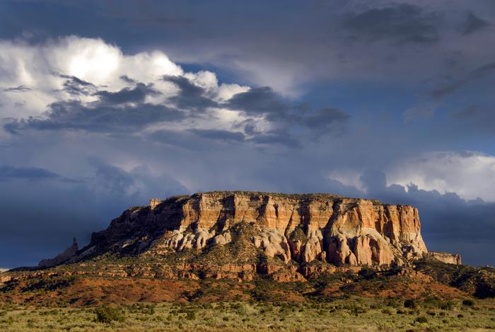 Nyu Meksiko - Штат Нью-Мексико – «земля очарования»