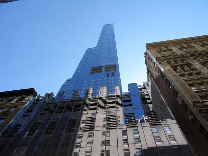 One 57 - Выше крыши – небоскребы Нью-Йорка