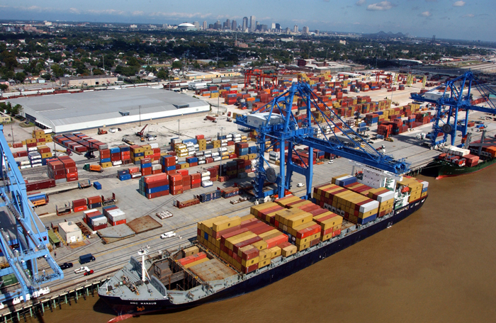 Port Novogo Orleana - Новый Орлеан: история, архитектура, достопримечательности