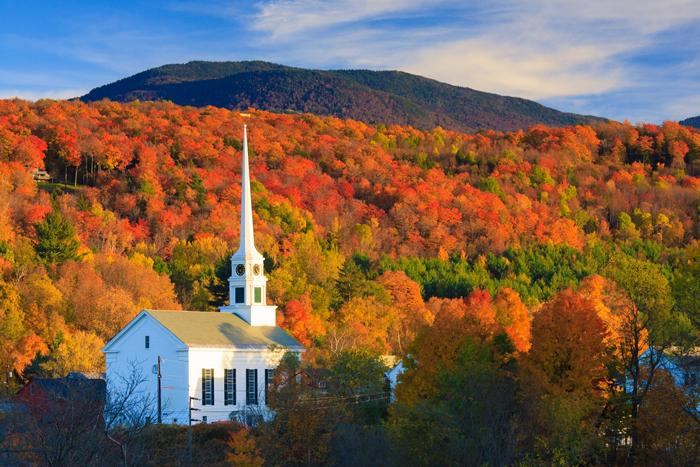 Priroda i klimat - Штат Нью-Гемпшир: описание, экономика, население