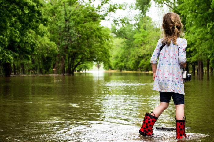 Prirodnye kataklizmy navodnenie - Природные катаклизмы: наводнение в США