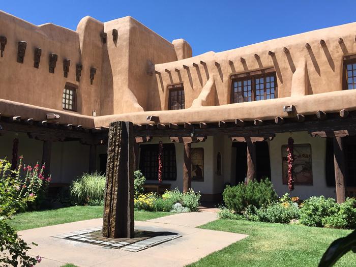 Santa Fe - Штат Нью-Мексико – «земля очарования»